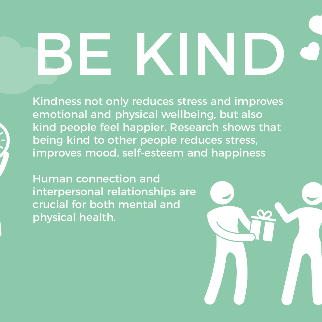 Stress at Work - Be Kind
